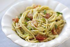 Easy Avocado Pasta Recipe