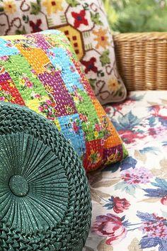 Granny Chic Cushions