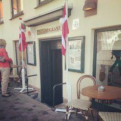 Restaurant Schønnemann - open faced sanwiches, book a day ahead