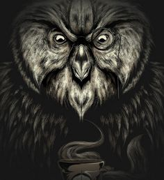 Daily Tee: Wisest Owl t-shirt design