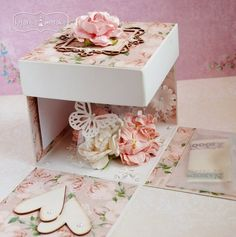 Exploding Boxes, Decorative Boxes, Gift Wrapping, Fancy, Gifts, Crates, Party, Souvenirs, Gift Wrapping Paper