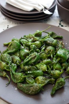 Padron peppers tapas recipe