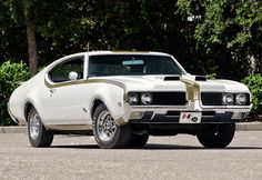 1969 Oldsmobile 442 Hurst/Olds