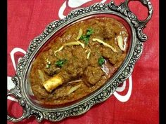 Restaurant Style Irani Gosht or Dry Mutton Recipe By :- Chef Shaheen - YouTube