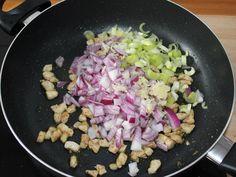 Csirkés burgonyakoszorú recept lépés 3 foto