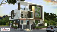 bungalow design modern rendering amp elevation hawthrone modular ...