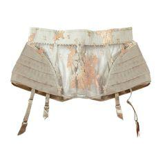 La Perla Tomorrow's Style garter belt