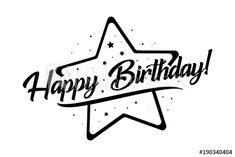 Happy Birthday Typography, Banner, Invitations, Messages, Templates, Lettering, Google, Quotes, Image