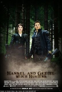 Hansel and Gretel: Witch Hunters (2013) | Movienized