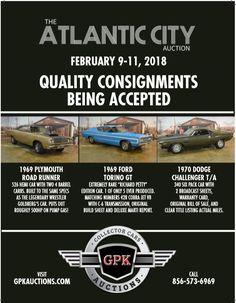 Best Atlantic City Auction Car Show Images On Pinterest - Atlantic city classic car show