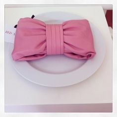 Red Valentino bow clutch www.suite123.it