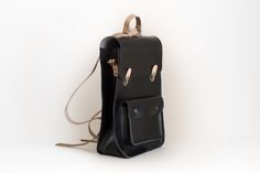 Handmade by ELAJEDIOVA Based in Czech Republic in Prague  Leather and all components are from Czech Republic  Made with love