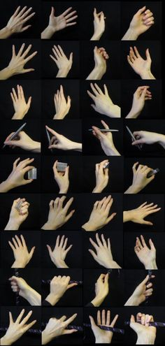 Human Figure Drawing Reference Hand References 01 by Fjalldis on deviantART - Hand Drawing Reference, Human Reference, Figure Drawing Reference, Art Reference Poses, Anatomy Reference, Reference Images, Photo Reference, Art Poses, Drawing Poses