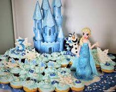 Resultado de imagen para frozen decoraciones para cumpleaños