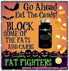 "Fat Fighters with Carb Inhibitors ""Prevents fat absorption."" Fight the fat simply, naturally, and effectively with Fat Fighter.  This is a vegetable-based product that absorbs some of the fat and carbs from meals. It literally fights the fat by keeping a portion of the fat you eat in a meal from even getting into your system.  Take one or two 15- 60 minutes after you eat a high-fat meal and it immediately starts to absorb some of that fat, up to 1/3 of it is removed from your body so it is…"