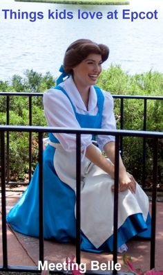 There are lots of things for kids to love at Epcot, including meeting favorite characters like Belle from Beauty and the Beast in the France pavilion.  For more tips on Epcot with young kids, see: http://www.buildabettermousetrip.com/epcot-with-young-children