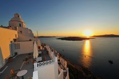 Keti Hotel || Enjoying an impressive view over the Aegean Sea and Caldera, Keti Hotel is built according to traditional Cycladic architecture. It offers air-conditioned accommodation with free Wi-Fi.