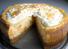 Creamsicle cheesecake!