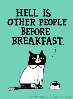 ain't that the truth / Gemma Correll  for www.mycolabs.com