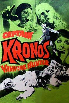 Captain Kronos Vampire Hunter poster