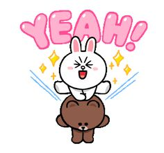 The perfect BrownAndCony Brown Cony Animated GIF for your conversation. Discover and Share the best GIFs on Tenor. Cheerleader Gif, Cheerleading, Cute Couple Cartoon, Cute Couple Art, Friends Gif, Line Friends, Bear Gif, Cony Brown, Gato Anime