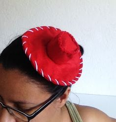 Chapéu da Jessie - Toy Story
