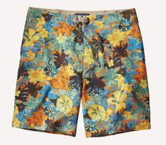 4350dc24639f7 'Neo Tropics' Stretch Planing Swim Shorts - 7