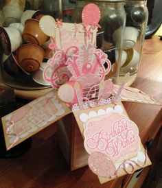 Nanne's Creations: Birthday Card in a Box--Free cutting file download