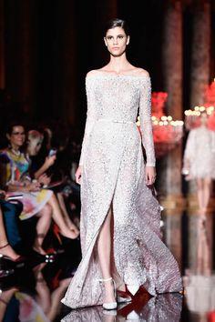 Paris Fashion Week: Elie Saab Haute Couture F/W 2014|Lainey Gossip Lifestyle