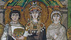 San Vitale mosaics Ravenna Italy