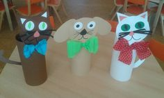 Toilet Paper Roll, Crafts, Thunder, Cats, Carnivals, Projects, Crafting, Diy Crafts, Craft