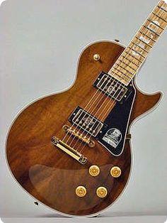 Gibson OldHickory LesPaul 1998 Olive Poplar