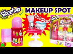 NEW Shopkins Season 3 Playset SHOE DAZZLE Limited Edition Bags Exclusive Jelly Shopkins Toys - YouTube