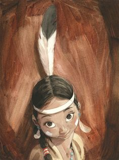 Discover the finest artists from animation, games, illustration and comics. Art And Illustration, Watercolor Illustration Children, Character Illustration, Comic Kunst, Comic Art, The Draw, Peter Pan, Character Design References, Klimt