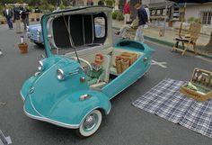 messerschmitt car | 1958 Messerschmitt KR200 news, pictures, specifications, and ...