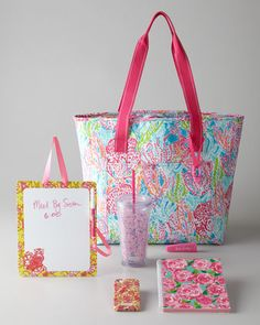 Sorority Gift Sets by Lilly Pulitzer at Neiman Marcus.