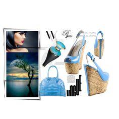 Blue Shoes, Women's Shoes, Fashion Show, Fashion Looks, Fashion Trends, Gianmarco Lorenzi, Red Carpet Event, Haute Couture Fashion, Crocodile