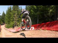 Video   Jackson Goldstone rides Whistler with Steve Smith - BTT Lobo