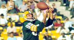 ThrowbackThursday: Green Bay Packers WR Max McGee - NFL.com Packers Memes, Packers Funny, Nfl News, Green Bay Packers, Nfl Football, Green And Gold, Old School, Sports, Hs Sports