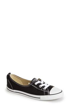 Converse Chuck Taylor® All Star® Ballet Canvas Sneaker (Women) | Nordstrom