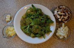 Ginger Broccolini