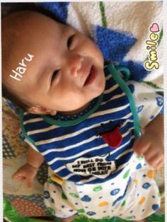 きょうのお洋服☆ ニヤニヤ…*:.。. o(≧▽≦)o .。.:* 朝からご機嫌Haruです〜☆
