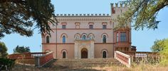 Big Empty Italian Castles for Sale - Umbria