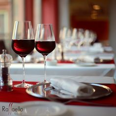 Not all who wander are lost... sometimes they can't find their wine glass :)  Welcome to #RaffaelloRestaurant   #Raffaello #wine #winelovers #cheers #winetime