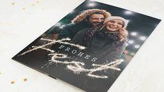 Vertikale Klappkarte 105x148 - Weiß Polaroid Film, Design, Christmas Cards, Joy, Projects, Nice Asses, Design Comics
