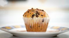 """I LOOOVE eating muffins for breakfast!  However, I am the first to admit that my mother was right when she warned me that muffins are really cookies in disguise.  So, I have been on a quest to find healthy muffin recipes ever since. What I've found is that most muffin recipes only have one or two factors that make them """"unhealthy,"""" like too much sugar or too much butter.  FORTUNATELY, there are easy fixes for most of these problems that allow me to make the muffins healthier, while still…"""