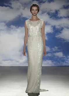 FROM THE CATWALK: JENNY PACKHAM DRESSES – THE 2015 COLLECTION