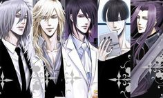 Noblesse...love this one ! Could re-read multiple times and never get tired of it