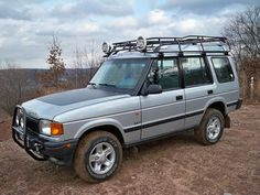 Land Rover Discovery Series I Roof Racks