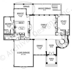 House plans colonial and indoor basketball court on pinterest for House plans with indoor basketball court
